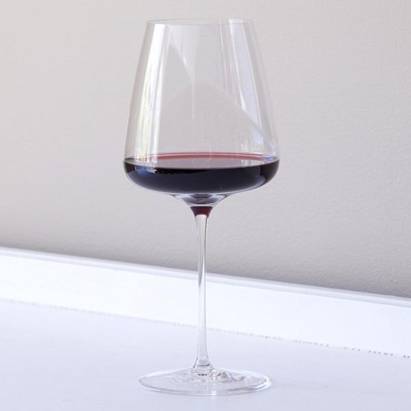 Italesse Red Wine Glasses Set of 2