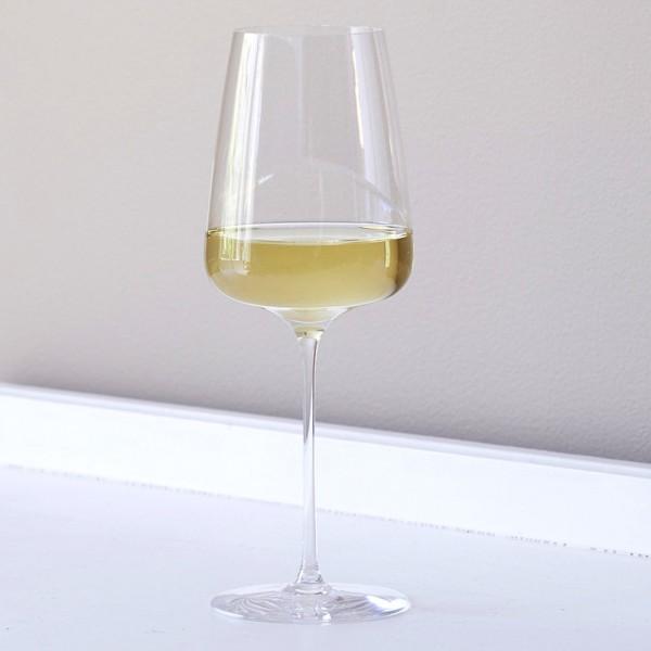 Italesse White Wine Glasses Set of 2