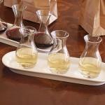 White Wine Quartino Wine Flight Set