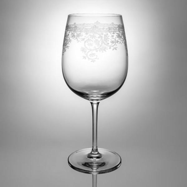 Lucca Bordeaux Glasses 6