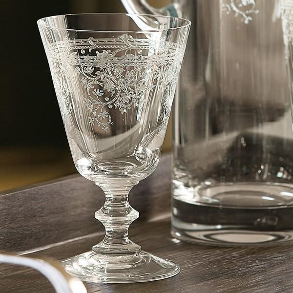 Lucca Cafe Goblets Set of 6