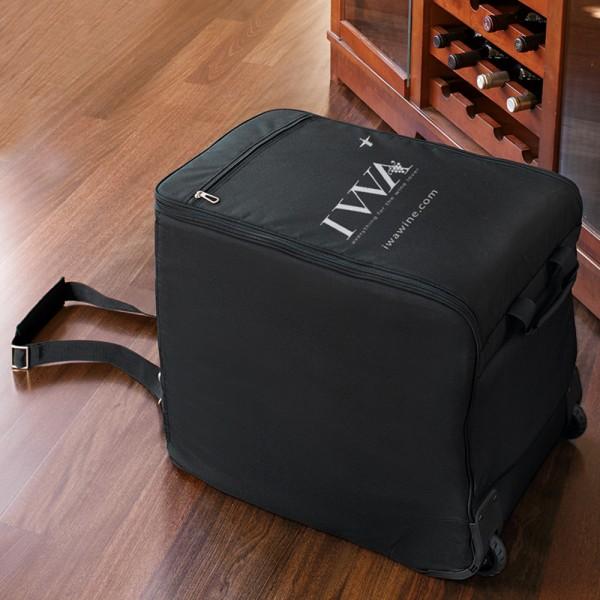 Wine Check Bag Only Black