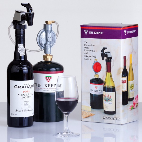 WineKeeper Basic Nitrogen Keeper