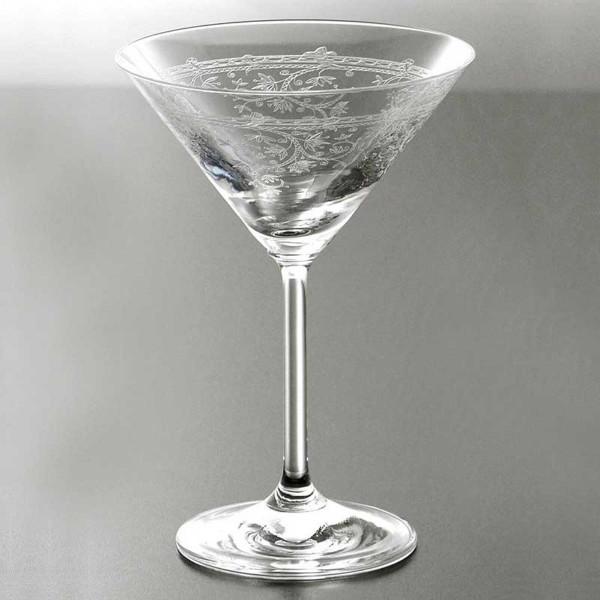 Lucca Martini Glasses Set of 6
