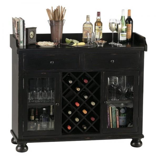 Howard Miller Cabernet Hills Wine Bar